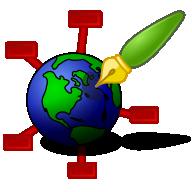 Logo de Zim - Per Jaap G Karssenberg sota GNU GPL 2